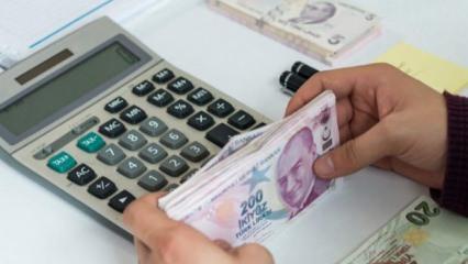 Milyonlarca emekliye düşük faizli kredi müjdeyi