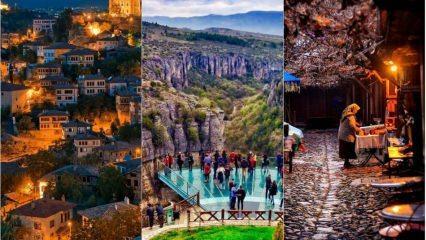 Safranbolu'da ne yapılır? Safranbolu'da gezilecek yerler