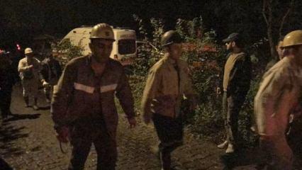 Zonguldak'ta maden ocağında patlama: Mahsur kalanlar var