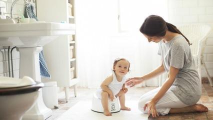 Çocuklara tuvalet sonrası temizlik nasıl öğretilir?