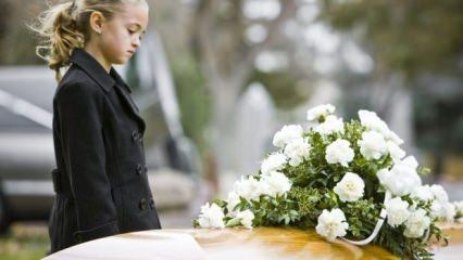 Çocuğa ölüm haberi nasıl verilmelidir?