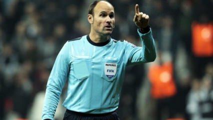 Galatasaray'a İspanyol hakem!