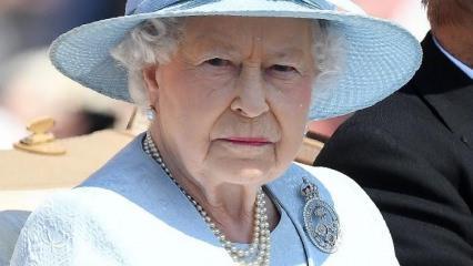 Kraliçe 2. Elizabeth'i kahreden haber!