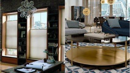 Ev dekorasyonunu ışıltılı yapmanın yolları