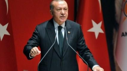 Erdoğan'ın adını anmadığı vekilden skandal sözler!