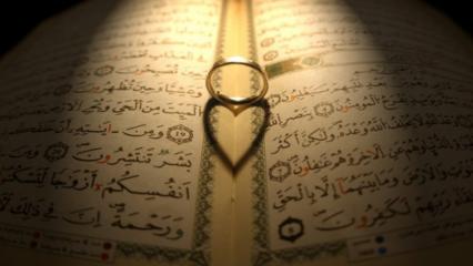 Evlilik kader midir? Dua etmek kaderi değiştirir mi? Evlilik ve kader ilişkisi...