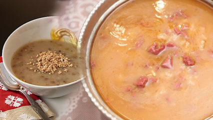 Helle çorbası nasıl yapılır? Un çorbası yapımı...