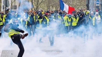 Fransa'daki olaylar Türkiye'ye sıçrar mı?