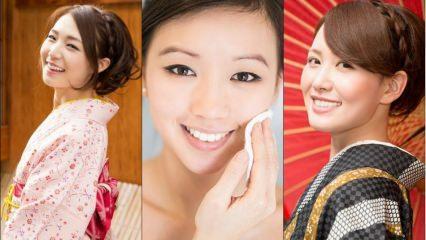 Japon kadınların güzellik sırları