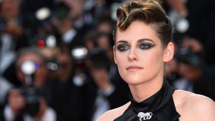 Kristen Stewart Türk yemeklerine hayran kaldı