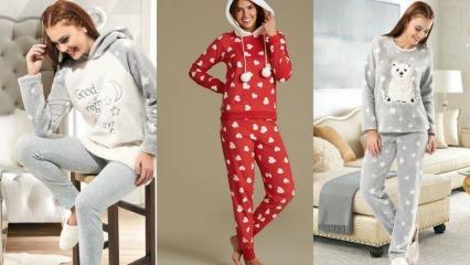 Kışlık pijama takımları ve fiyatları