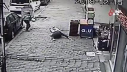 10 yaşındaki çocuğun gözü önünde vuruldu
