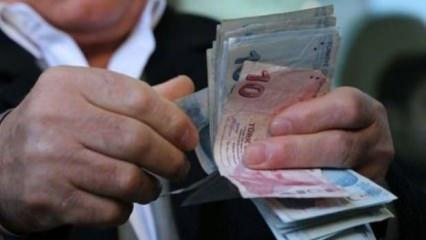 2019 SSK ve Bağ-Kur emekli maaşları ne kadar? Zam tutarı belli oldu mu?