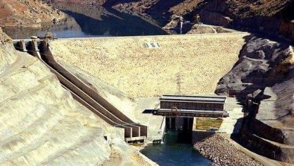 Diyarbakır'da barajın kapağı koptu! Bölgede alarm!