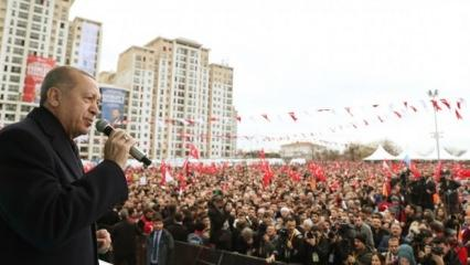 Erdoğan'dan sert açıklamalar: Bu sefer kaçamazsın!