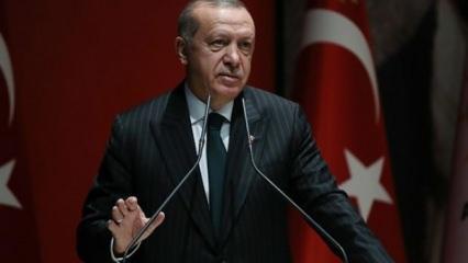 Erdoğan'ın tek sözü yetti! Dünya ayakta