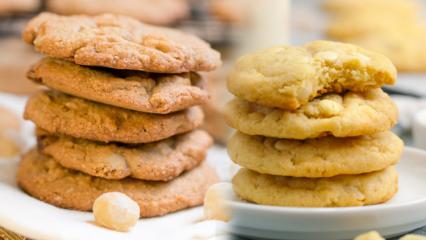 Kolay fındıklı kurabiye tarifi