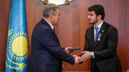 Genç Türk 'Birlik' ödülüne layık görüldü!