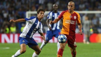 G.Saray kader maçında! Rakip Porto
