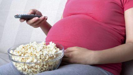 Hamileler patlamış mısır yiyebilir mi?