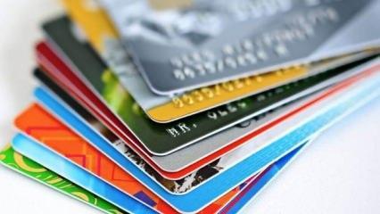 Kredi kartı kullananlar dikkat! İki haftanız kaldı
