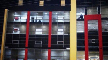 Süper Lig ekibinin kulüp binası tarandı!