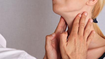 Tiroid nedir ve belirtileri nelerdir?  Tiroid hastası nasıl beslenmeli?