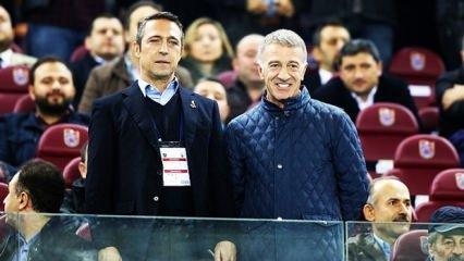 Trabzonspor ile Fenerbahçe söz kesti!