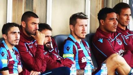 Trabzonspor'da Onur ve Burak depremi!