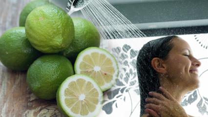 Yeşil limonun faydaları nelerdir? Yattığınız yere limon kabuğu koyarsanız...