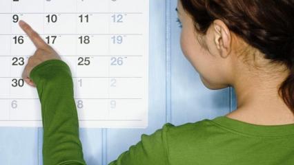 En doğurgan olunan günler! Ovülasyon dönemi (yumurtlama günü) nasıl hesaplanır?