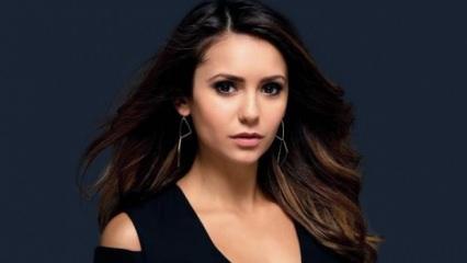 Ünlü oyuncu Nina Dobrev: Sürekli acıkıyorum!