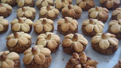Bayatlamayan bahar kurabiyesi tarifi