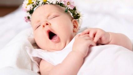 Uyumayan bebek nasıl uyutulur? Bebek uyutmanın en temel püf noktaları