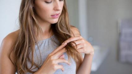 Çabuk kırılan saçlara özel bakım önerileri