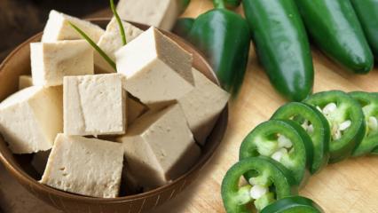Tofu peynirinin faydaları nelerdir? Jalapeno biberini beraber yerseniz ne olur?