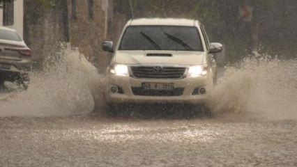 Meteoroloji'den yeni uyarı Çok şiddetli bekleniyor