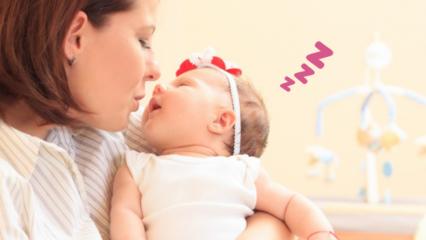 Bebekleri mışıl mışıl uyutan ninni listesi