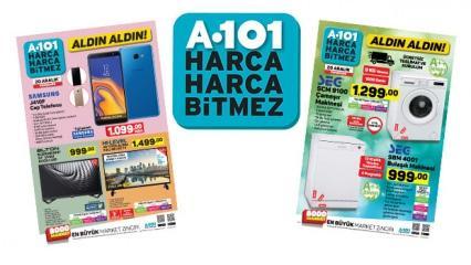 A101 20 Aralık fırsat kataloğu yayınlandı! Yıl sonuna özel kampanya...