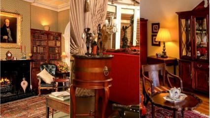 Ev dekorasyonunda Neoklasik modası