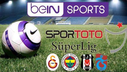 Digiturk beIN Sports açıkladı! 2019 Süper Lig maçları ücretsiz oldu...