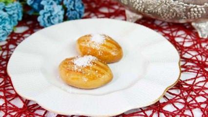 Pratik şekerpare tatlısı tarifi