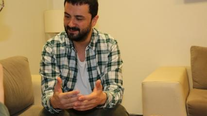 Ünlü türkücü Onur Şan: İyi ki Müslümanım!