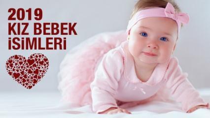 Kız isimleri & anlamları: Çok beğenilen - tercih edilen kız bebek isimleri