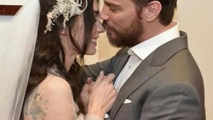 Burcu Kıratlı ve Sinan Akçıl evlendi!