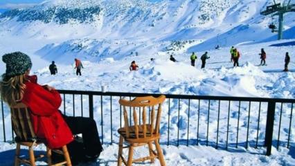 Isparta'da gezilecek yerler nerelerdir? Davraz Kayak Merkezi'ne nasıl gidilir?