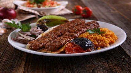 Gerçek Adana kebap nasıl yapılır?