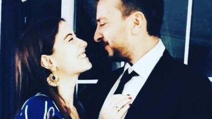 Oyuncu Hazal Kaya ile Ali Atay nişanlandı!