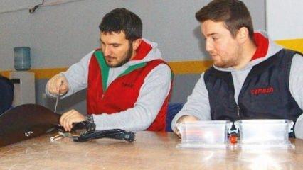Trabzon'da üretiliyor! 64 ülkeye satılıyor