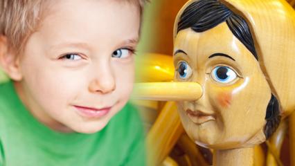 Çocuklarda yalan söyleme alışkanlığı